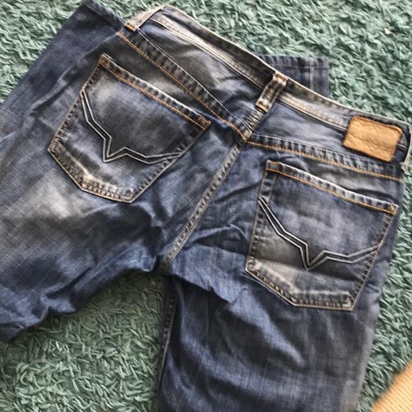 premium selection 63c06 680a1 Pepe Jeans London - 100% cotton jeans